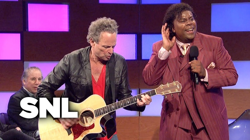 What Up With That?: Paul Simon, Chris Colfer and Lindsey Buckingham - SNL