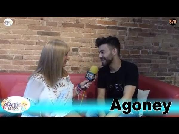 AGONEY| Quizás | Dando la nota by Sandra Sánchez