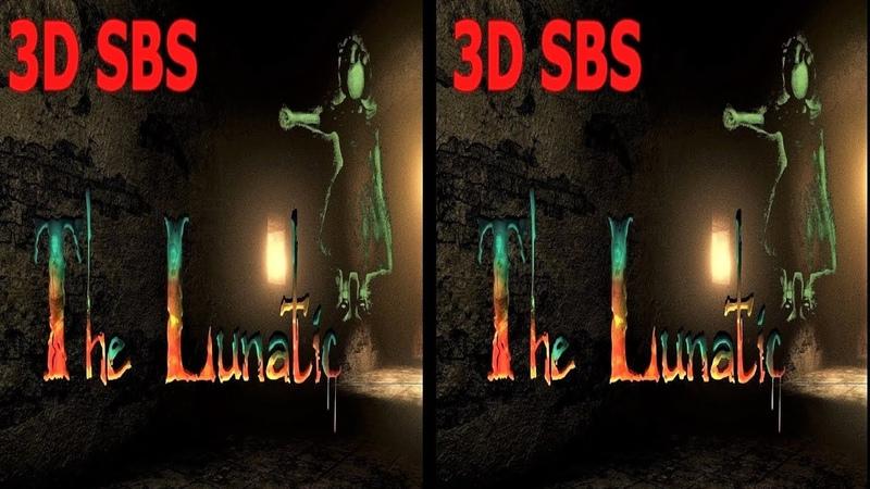 3D VR video 3D TV VR box Google Cardboard The Lunatic 3D SBS