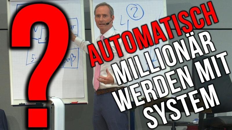 Automatisch zum MILLIONÄR   Das System, womit Du Dich reich sparen wirst