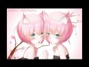 【ASMR】Bilingual Twin Cat Girl Cuddles (Binaural_Nyas_Soft Breathing) ((REUPLOAD)