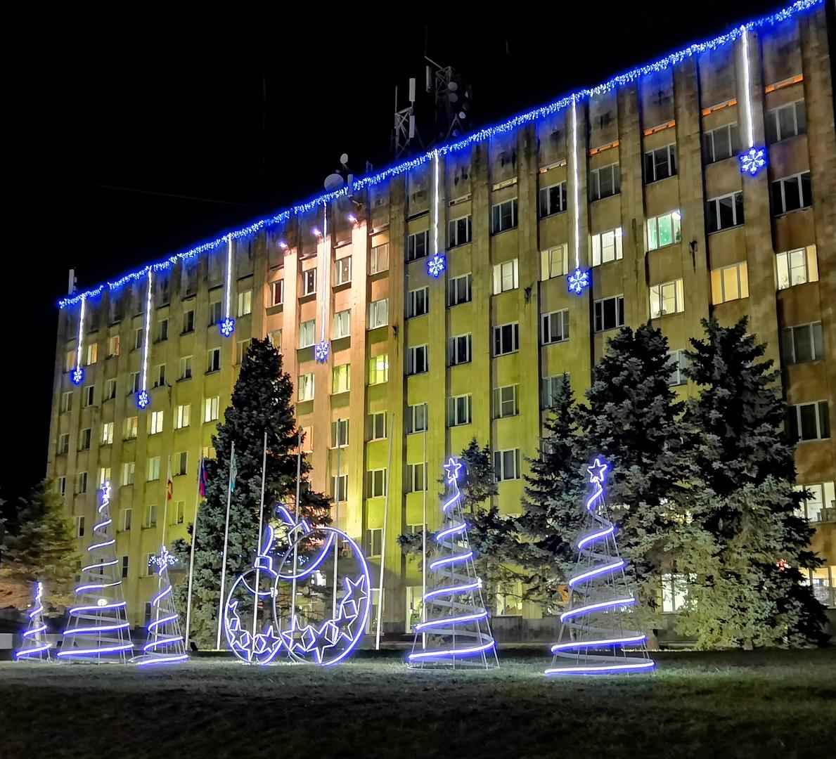 Новогодняя афиша городских мероприятий в Таганроге 2019 года