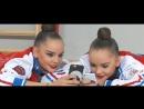 Happy Birthday, Dina and Arina!🎉