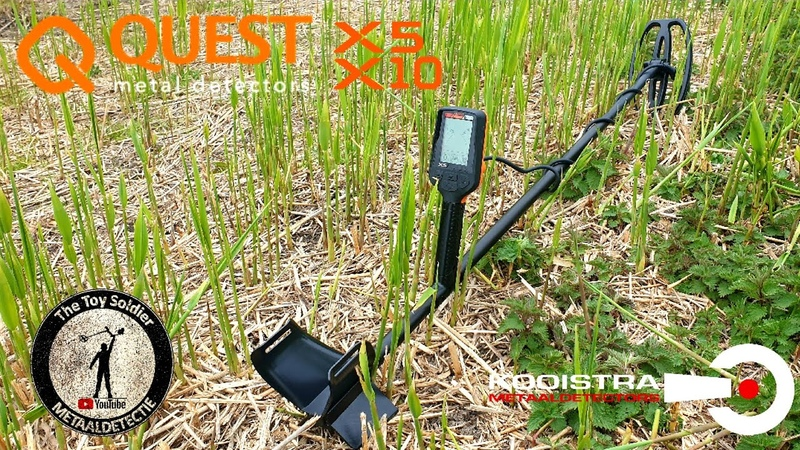 Introduction of the new Quest X5 and X10 metal detectors