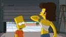 Барту показали грудь 16 Симпсоны 1989
