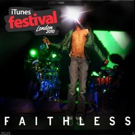 Faithless альбом Itunes Live - London Festival EP