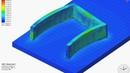 Simufact - Laser Metal Deposition Stress