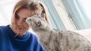 🔴 Беременную кошку выбросили на улицу... Истории из жизни !