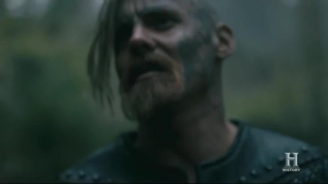 Песня Викингов перед боем - Конунг Харальд и Хальвдан King Harald and Halfdan · coub, коуб