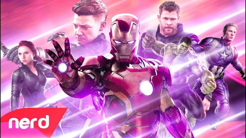 Avengers Endgame Song | Whatever It Takes | NerdOut ft. Jt Music, Fabvl, None Like Joshua More