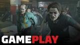 В новом геймплейном ролике World War Z показали толпы зомби на улицах Москвы