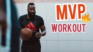 James Harden - MVP WORKOUT 2019