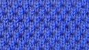 Рельефный объемный узор Вязание спицами Видеоурок 62