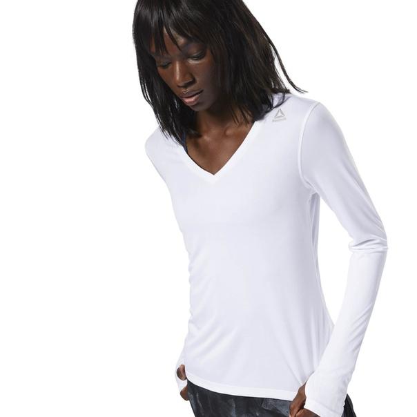 Спортивная футболка с длинным рукавом Running Essentials