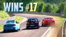 Racing Games WINS Compilation #17 (Close Calls, Stunts, Lucky & Epic Moments)