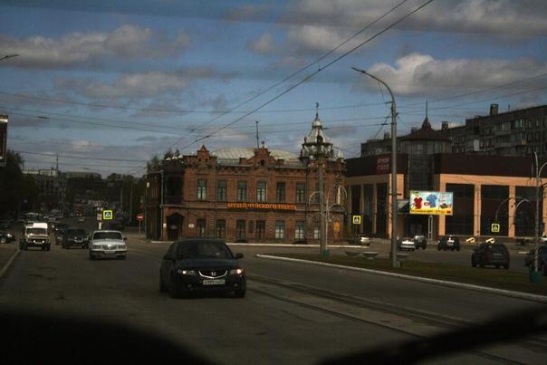 Знаменитый музей знаменитого чуйского тракта.