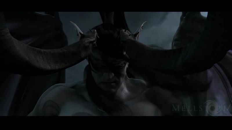 Mellon Davidov (Логачёв Егор evilnico aka eul author dota) - Warcraft III: Reforged (TFT Intro) PL
