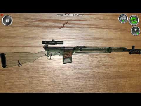 СВТ-40: ударно-спусковой механизм и стрельба