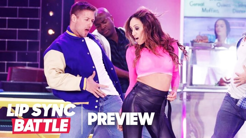 "Melissa Gorga Slays When I Grow Up"" by The Pussycat Dolls Lip Sync Battle Preview"
