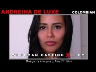 На кастинге у вудмана woodman casting andreina de luxe porno dp, anal, threesome, mmf, ass licking, casting, all sex