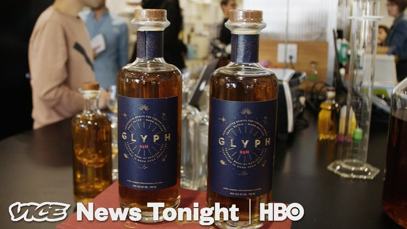 How The 'World's First Molecular Whiskey' Gets Made (HBO)