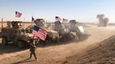 US Soldiers in Iraq Syria - Artillery Strikes Against Enemy