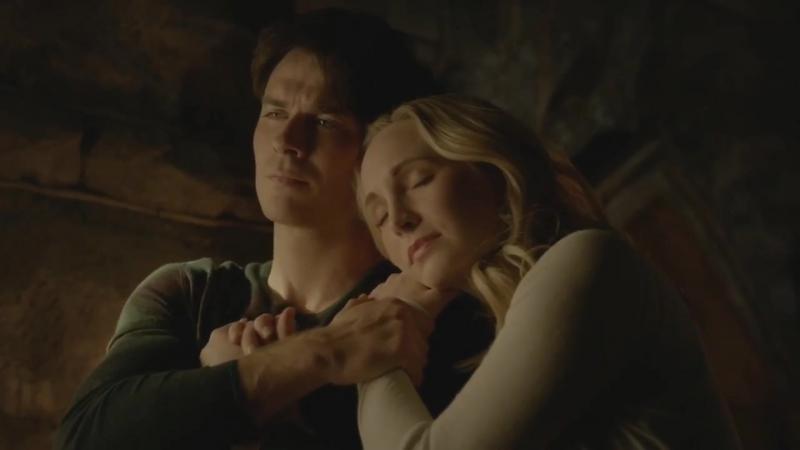Damon x Elena x Caroline