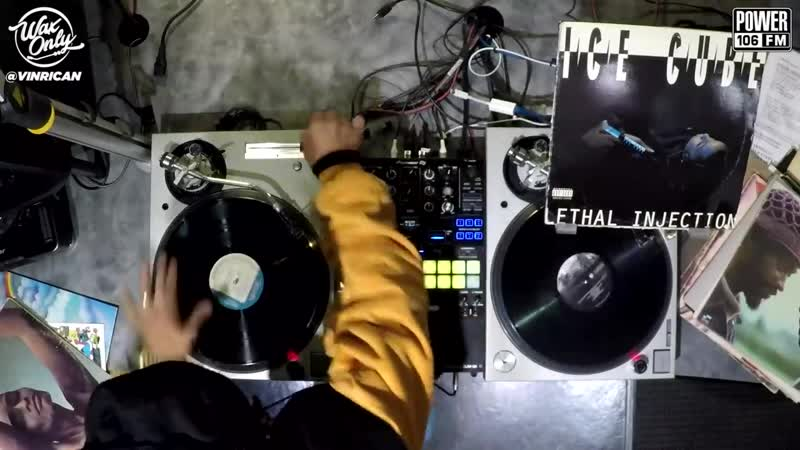 """Discover Samples Used On Ice Cubes """"Lethal Injection"""" 1993"""