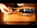 Самодельный станок из гравёра держатель для дремеля