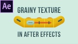 How To Add Noisy Texture In After Effects