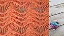 Point Zig Zag Ajouré Crochet Lidia Crochet Tricot