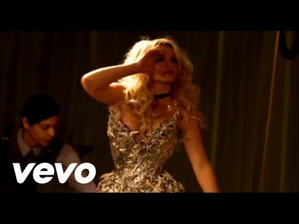 Britney Spears Shattered Glass Music Video