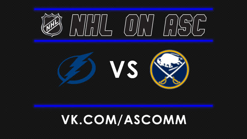 NHL Lightning VS Sabres