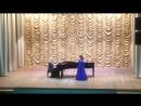 Светлана Лось солистка сопрано Житомирской областной филармонии