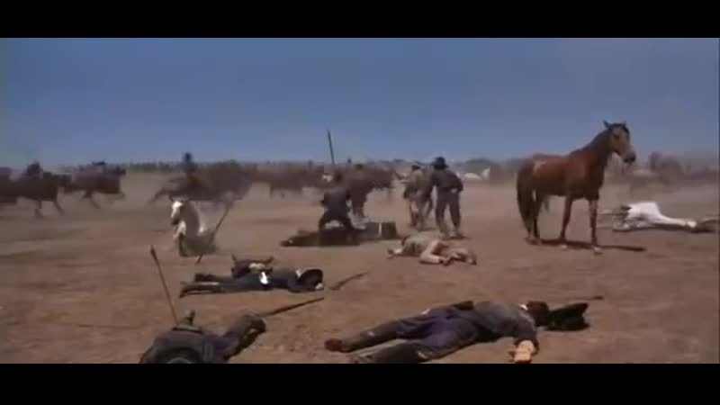 Little Big Horn General Custers men are annihilated by the Cheyenne and Lakota