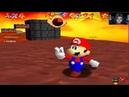 Mario 64 Часть 3 Вууууааауууу Соведущий Валек и Васёк