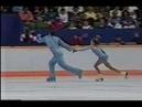 Олимпиада 1988 Фигурное катание пары Екатерина Гордеева Сергей Гриньков произвольная программа