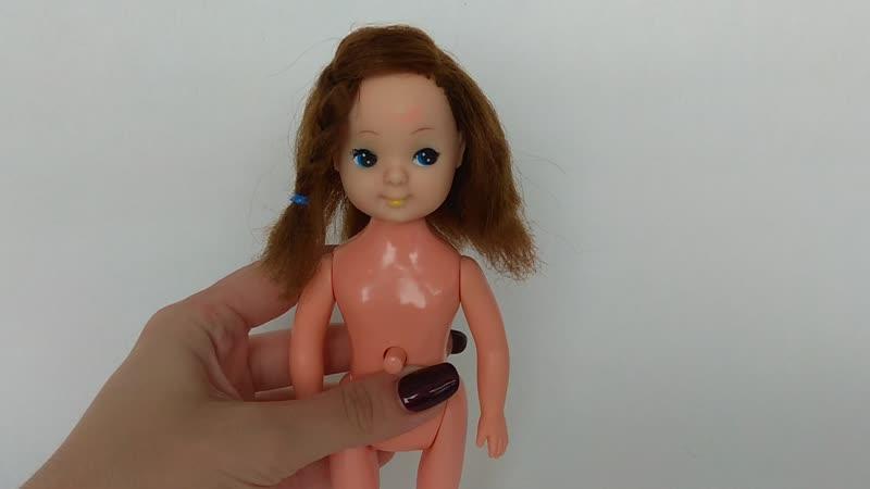 Perfekta Stella YesNo doll (1970s) HONG KONG