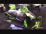 2016 Arctic Cat XF Crosstrek 7000 Sled - Walkaround - 2017 Toronto Snowmobile ATV Show