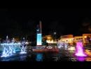 Светомузыкальный фонтан. Вальс цветов из балета Щелкунчик