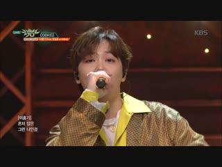 Lee Hong Ki - Cookies @ Music Bank 181019