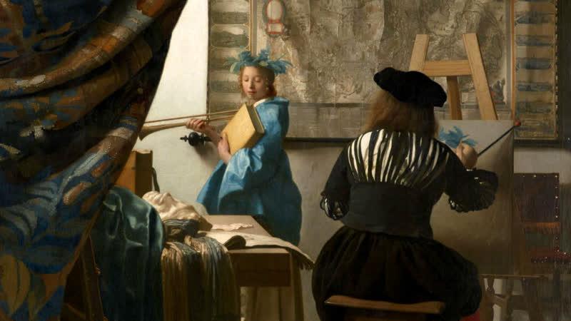 Реванш Вермеера / Vermeer - Die Revanche (2017, Франция) (док. фильм, история искусства) HD 720
