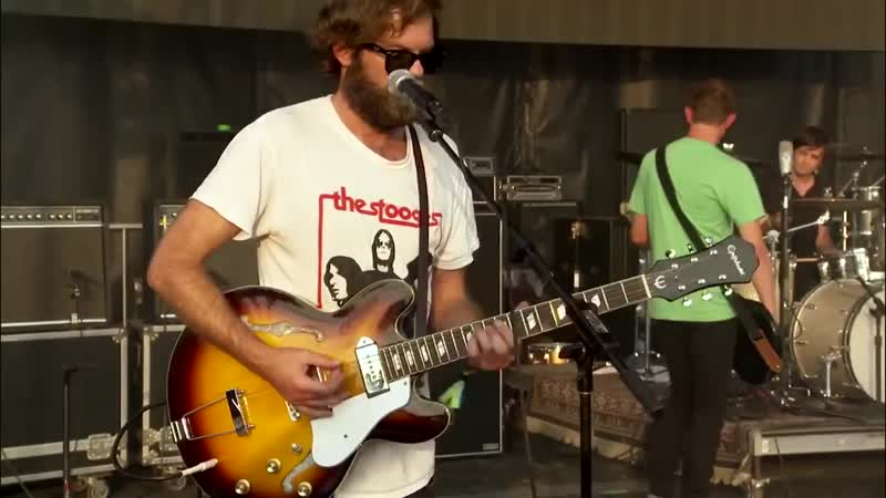 Slowdive When The Sun Hits Live at the Pitchfork Music Festival 2014