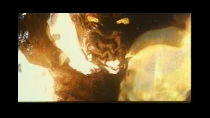 1995粵語配音中英文字幕電影《哥斯拉之世紀必殺陣/哥斯拉完結篇之世紀必殺陣/哥斯拉vs戴斯特洛伊亞/恐龍帝國》粵語版本 香港VCD版 第一部分 第1部分