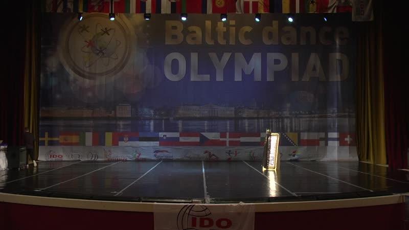 European Championship Oriental Show 2 place Dancing Hall Teaсher Kristina Shishkina and Olesya Shishkina