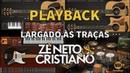 Zé Neto e Cristiano LARGADO ÀS TRAÇAS Playback Versão Vithor Hugo Studios