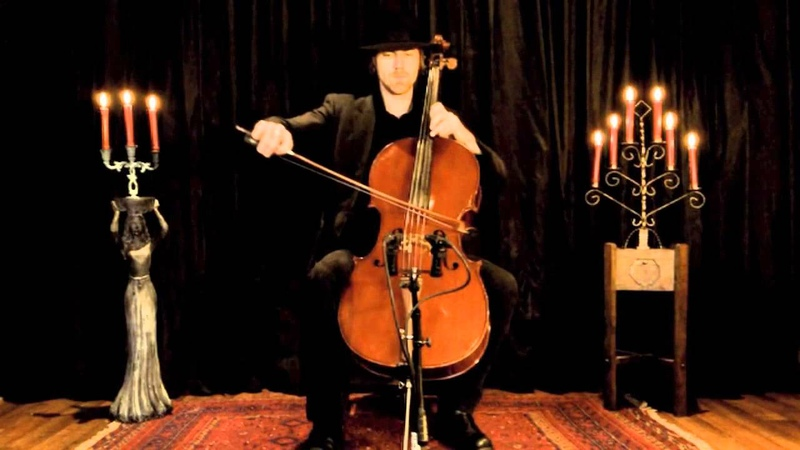 Beneath by Adam Hurst ~Arabic Cello