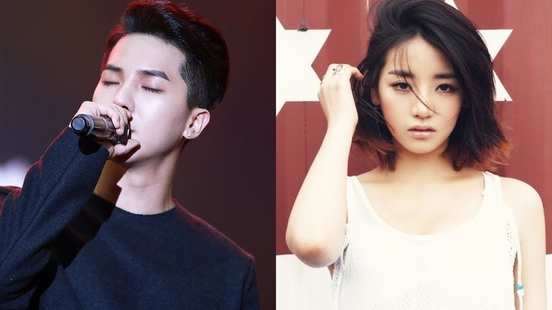 """WINNER's """"Have A Good Day"""" was written/composed by Mino, likely about Ladies' Code's EunB."""