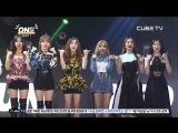 180707 Cube Tv with (G)I-DLE @ United Cube