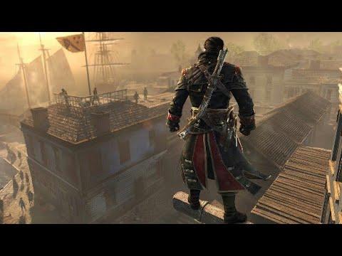 Assassin's creed rogue 5 серия
